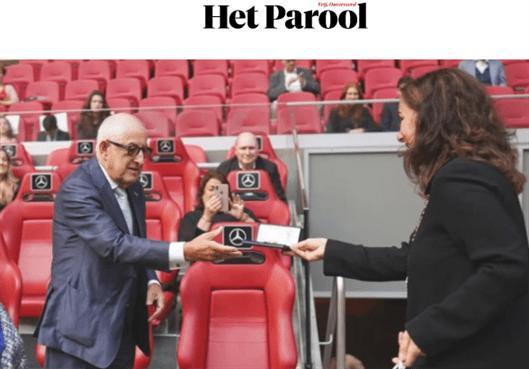 Salo Muller (Het Parool en NRC)