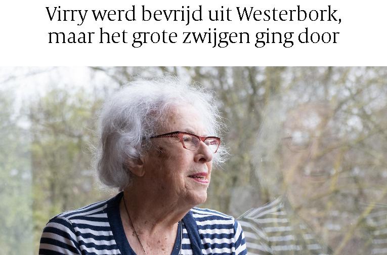 Virry de Vries Robles (de Volkskrant)