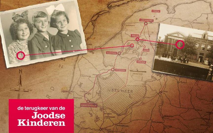 Smokkelbern: de terugkeer van de Joodse kinderen