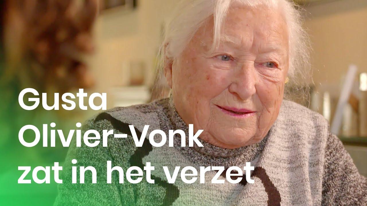 Gusta Olivier-Vonk (Het Klokhuis)
